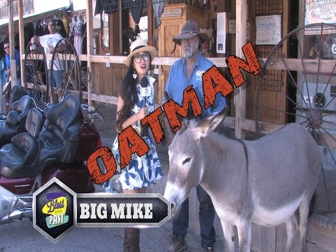 OATMAN GOLD MINING TOWN - Blast From The Past