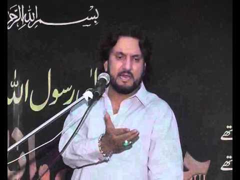 Shahadat imam Mousa Kazim,as 25 Rajab 2015 par khas majlis Zakir iqbal Hussain shah of Bijar at shab