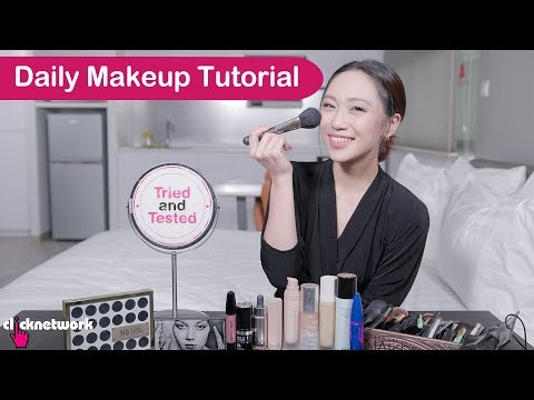 Daily Makeup Tutorial - Tried and Tested: EP129