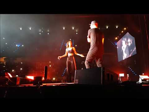 !!!! Wahnsinn !!! Mark Forster Und Lena - Natalie Live Tape Tour 2017 Berlin
