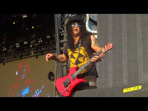 Guns N Roses, You could be mine, Goffertpark Nijmegen, 04072018