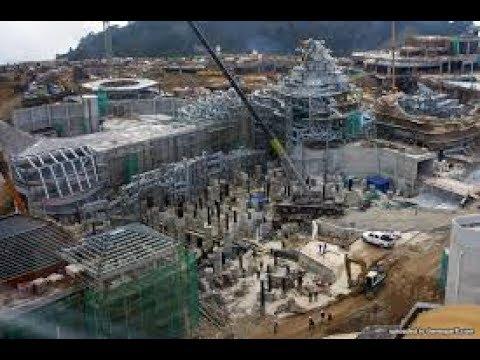 SO SLOW!! Genting Highlands 20th Century Fox World Theme Park - June 2017 Progress