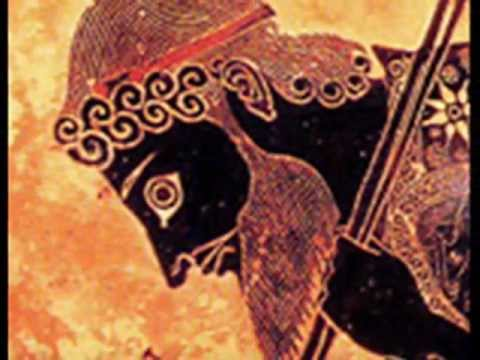 Musica della Grecia Antica -Plainte de Tecmessa -Atrium Musicae de Madrid -Gregorio Paniagua