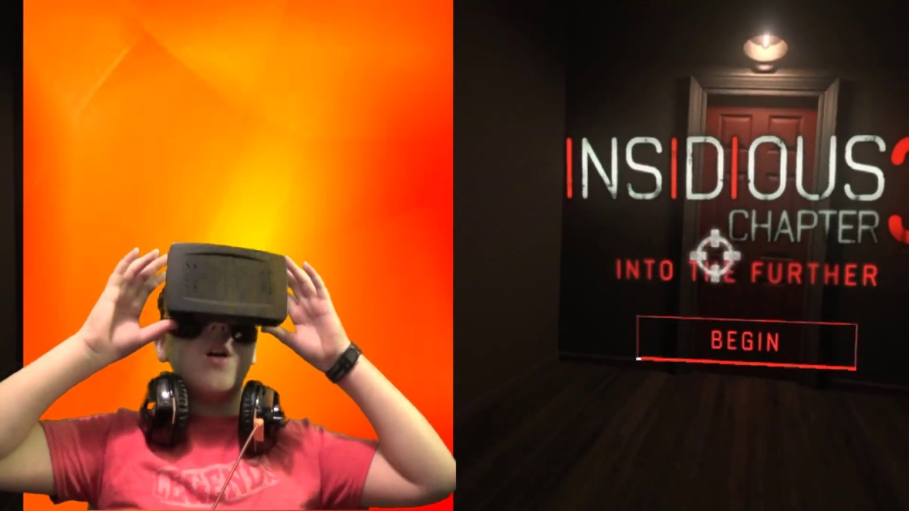 Insidious 3 game in VR!