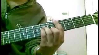 BANDEYA ( KHUDA KE LIYE) on guitar (NOT A TUTORIAL)