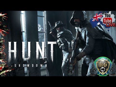🔴 Hunt: Showdown 🔴 Are We The Hunter Or The Hunted? Part 3