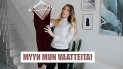 MYYN MUN VAATTEITA!! - Zadaa App