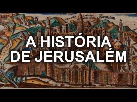 A História De Jerusalém - Arqueologia Biblica Em Jerusalem HD
