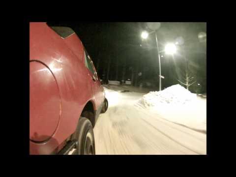 Ford Sierra 4x4 Snow Drift 2017