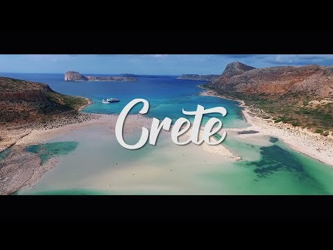 Crete   Kreta   The Beauty of Greece    Drone Footage   Travel