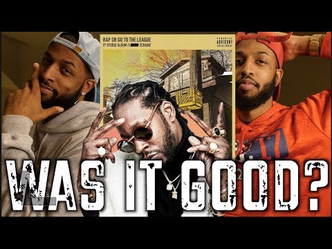 """2 CHAINZ """"RAP OR GO TO THE LEAGUE"""" ALBUM 
