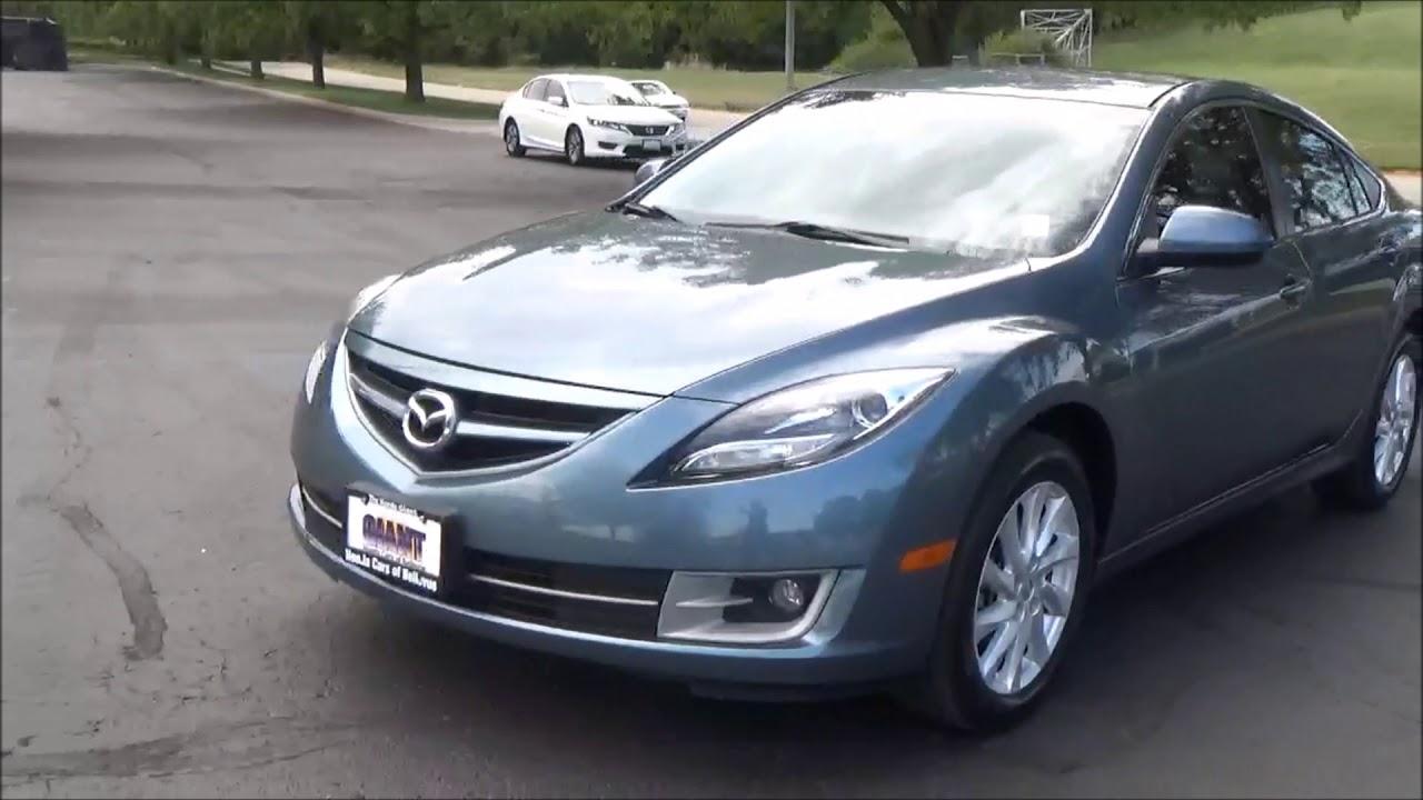 Used Mazda I Touring Sedan For Sale At Honda Cars Of - Mazda dealership bellevue