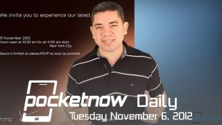 HTC-Verizon Event Point to Droid DNA, Microsoft 7-inch Tablet Rumors & More - Pocketnow Daily