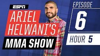 New York Ric's picks, Twitter questions [Episode 6/Hour 5] | Ariel Helwani's MMA Show | ESPN