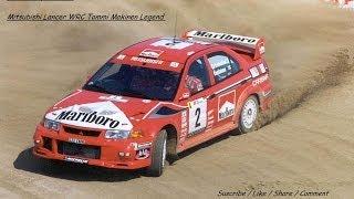 [WRC] Mitsubishi Lancer Tommi Makinen WRC Compilation 99'
