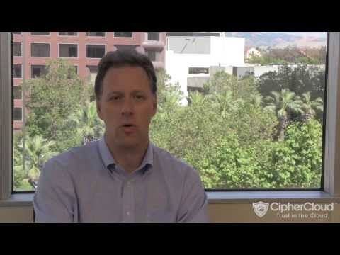CipherCloud - Overcoming Compliance Challenges Faced By Financial Services Companies