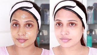 (DIY) Wrinkles, Fine Lines, Blackheads/Whiteheads Natural Skin care Face Pack