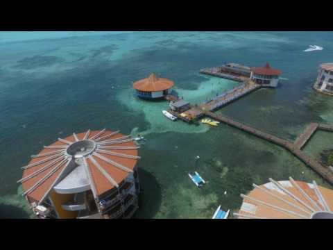 Hotel Decameron Aquarium Video Con Drone