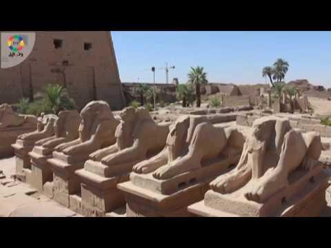 معبد الكرنك.. أضخم