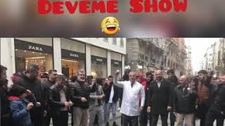 İstanbul İstiklal Caddesi Deveme Show