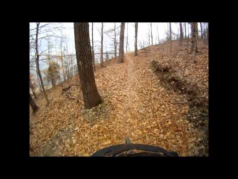 Land Between The Lakes, KY - Canal Trail MTB