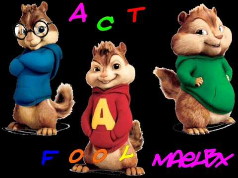 LudacrisAct A FoolVersion Chipmunks