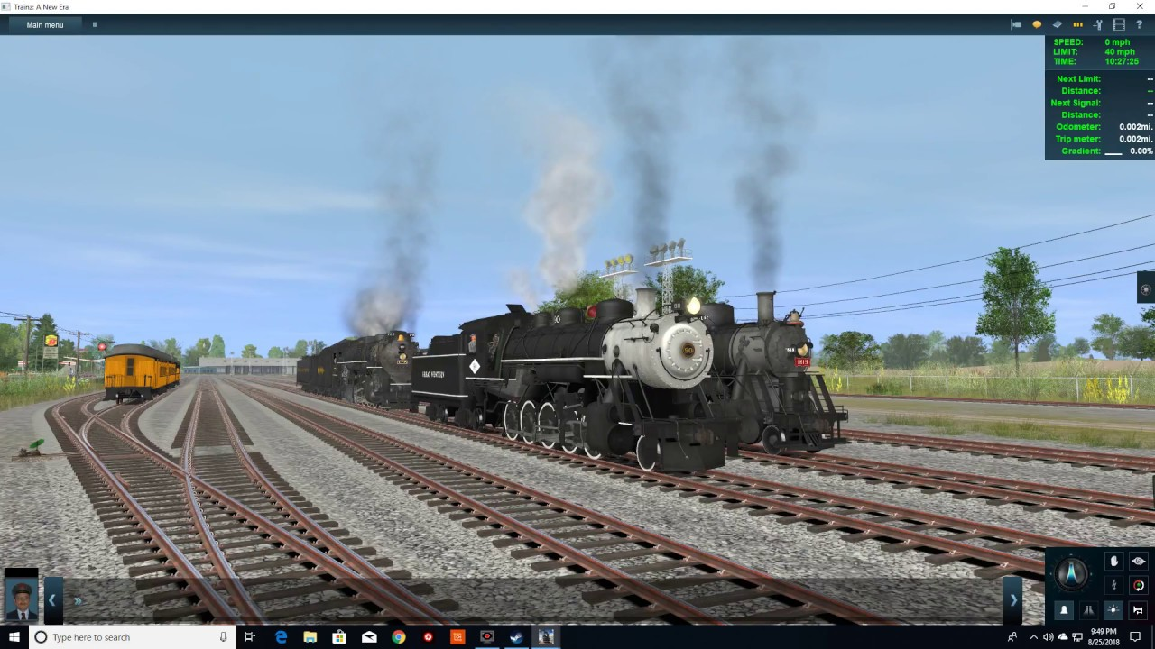 Trainz: A New Era K&L Trainz Purchases 8/25/18