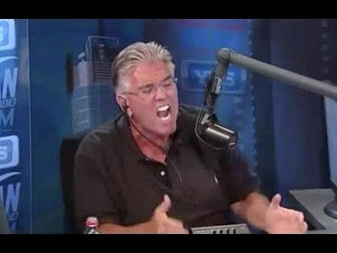 Mike Francesa show open on The 1-8 New York Giants WFAN