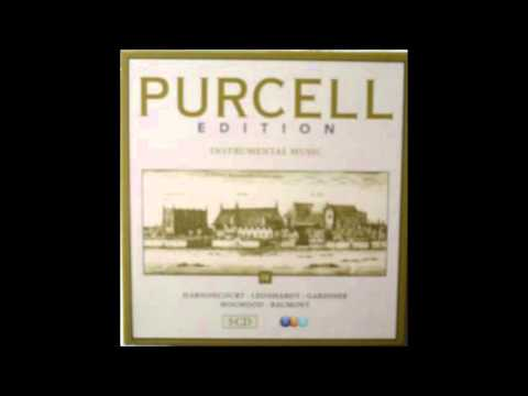 Henry Purcell -  Sefauchi's Farewell -  Z656 -  Harpsichord -  Olivier Beaumont