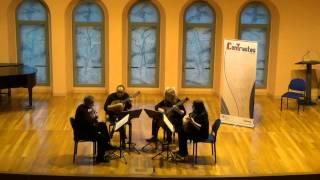 Cuarteto Aguilar- Granada, Isaac Albéniz