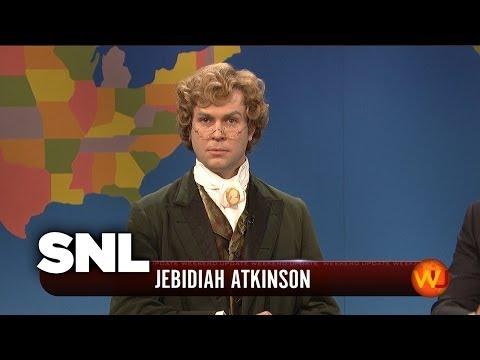 Weekend Update: Jebediah Atkinson on Great Speeches  SNL