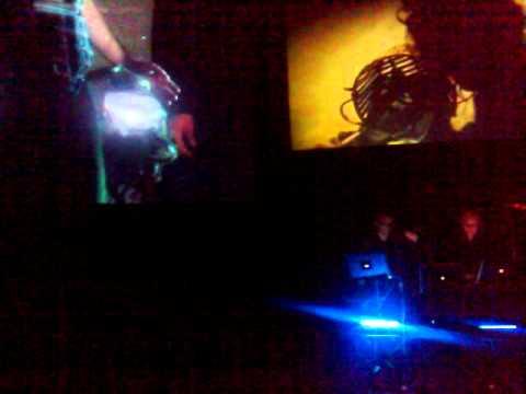 TONI DOVE - SPECTROPIA @ THE KITCHEN, CHELSEA, NY