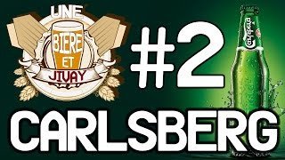 CARLSBERG Partie 1 - Une bière et Jivay #2