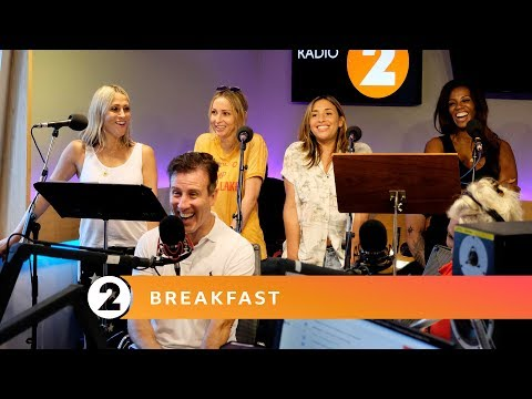 All Saints - Automatic (Pointer Sisters cover) - Radio 2 Breakfast Show Session