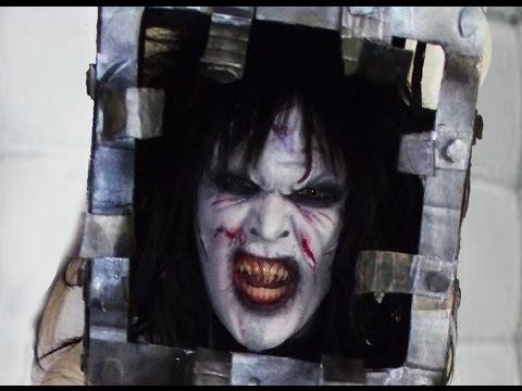 The Jackal - Thirteen Ghosts - Makeup Tutorial! & The Jackal - Thirteen Ghosts - Makeup Tutorial! - YouTube