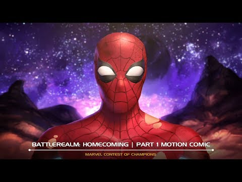 Battlerealm: Homecoming Motion Comic | Marvel Contest of Champions