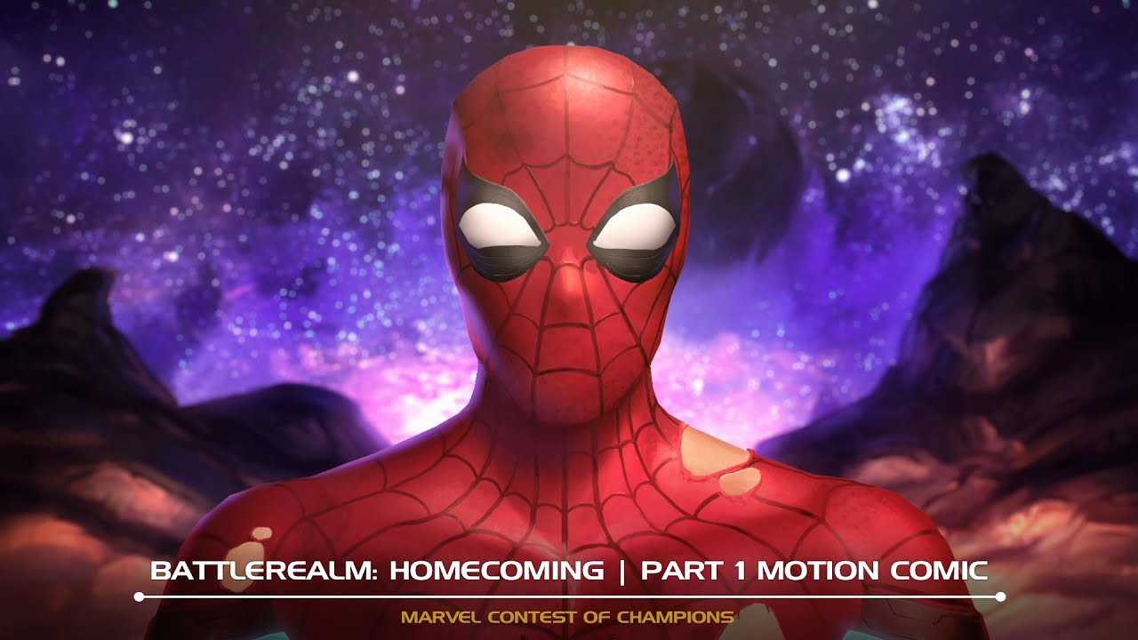battlerealm-homecoming-motion-comic-part-1-marvel-contest-of-champions