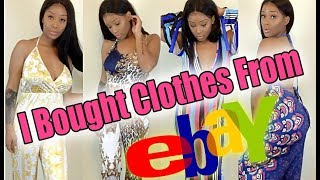 Baixar OMG!! | I BOUGHT CLOTHES FROM EBAY! | Here's what happened!!