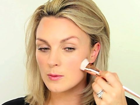 how to use real techniques contour brush