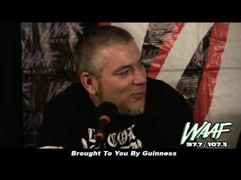 House of Pain Interview on Hill-Man Morning Show WAAF pt1 2