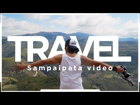 Sony a6300 video test ::  Travel film Music Video :: Samaipata Santa Cruz Bolivia (Español)