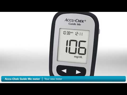 setting-up-and-using-the-accu-chek-guide-me-meter-(with-accu-chek-softclix-lancing-device)