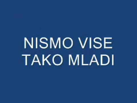 SABAN SAULIC-NISMO VISE TAKO MLADI(MATRICA) by EMIR KASUMOVIC