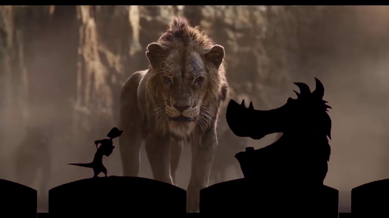 The Lion King 1 1 2 Trailer Live Action Fake Youtube