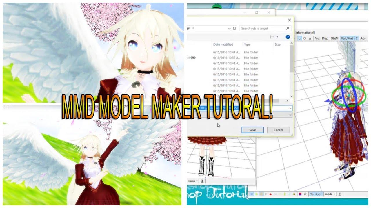 Mmd Anime Models