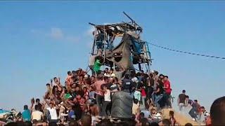 Four Palestinians have been killed at Gaza border thumbnail