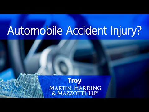 Troy New York Car Accident Attorney