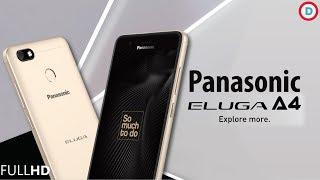 Panasonic Eluga A4 with 5000mAh Battery | Better then Lenovo k8 Plus & Redmi Note 4?