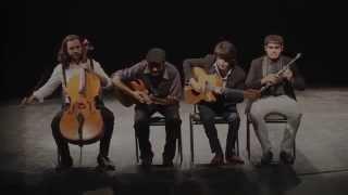 Smoke Rings Quartet - Lundi Swing - (Video Oficial)