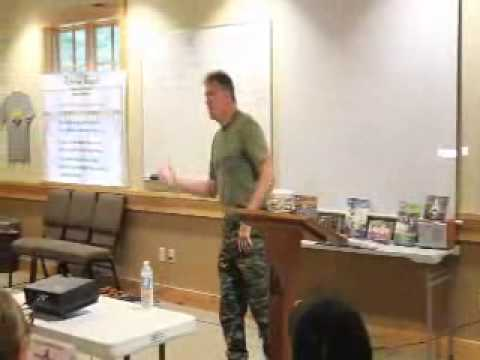 Jim Daugherty - U.S. Marine Vietnam Veteran Shares His Experiences in Combat